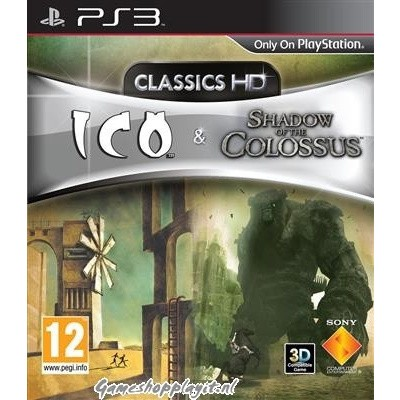 Foto van Ico & Shadow Of The Colossus Classics Hd PS3