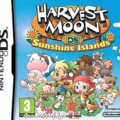 Foto van Harvest Moon Ds Sunshine Islands NDS