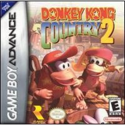 Foto van Donkey Kong Country 2: Diddy Kong's Quest GBA