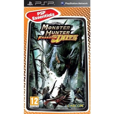 Monster Hunter Freedom Unite PSP