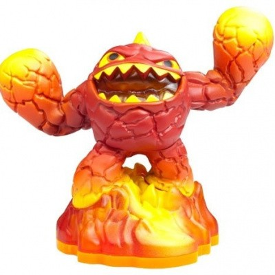 Lightcore Eruptor No. 84552888 Giants Vuur SKYLANDERS