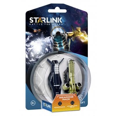 Weapons Pack: Shockwave Gauss Gun Mk.2 STARLINK