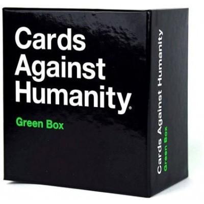 Cards Against Humanity Green Box BORDSPELLEN