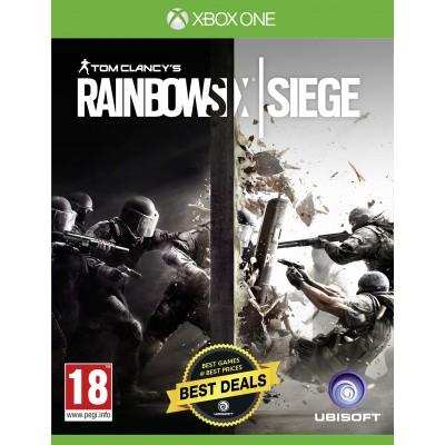 Foto van Tom Clancy's Rainbow Six Siege XBOX ONE