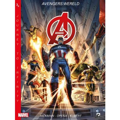 Foto van Marvel Avengers Journey to Infinity 3 (NL-editie) COMICS