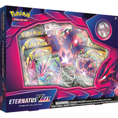 TCG Pokémon Eternatus VMAX Premium Collection POKEMON
