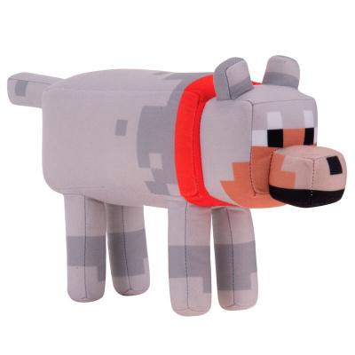 Foto van Minecraft - Tamed Wolf Pluche 29 cm PLUCHE