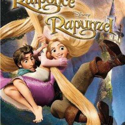 Foto van Disney Rapunzel WII