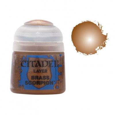 Citadel Layer - Brass Scorpion CITADEL