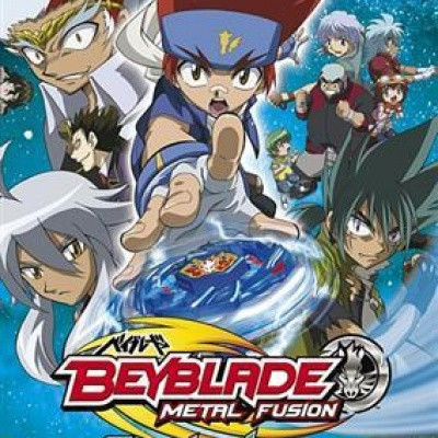 Beyblade Metal Fusion Counter Leone WII