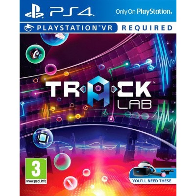 Foto van Track Lab VR PS4