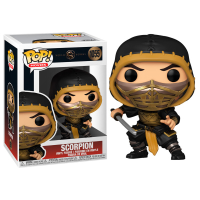 Foto van Pop! Movies: Mortal Kombat - Scorpion FUNKO