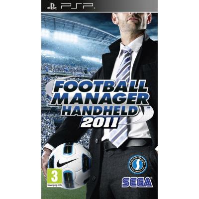 Foto van Football Manager Handheld 2011 PSP