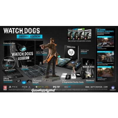 Foto van Watch Dogs Dedsec Edition XBOX ONE