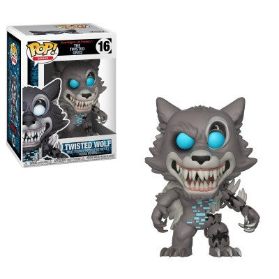 Foto van Pop! Books: Five Nights At Freddy's The Twisted Ones - Twisted Wolf FUNKO
