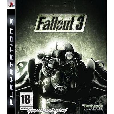 Foto van Fallout 3 PS3