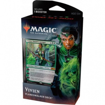 TCG Magic The Gathering Planeswalker Deck - Vivien MAGIC THE GATHERING