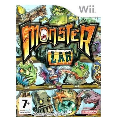 Monster Lab WII