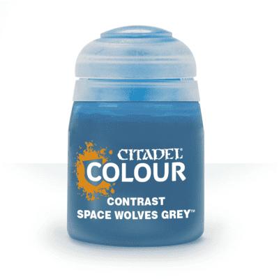 Citadel Contrast - Space Wolves Grey CITADEL