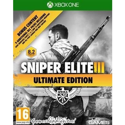 Foto van Sniper Elite III Ultimate Edition XBOX ONE