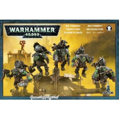 Foto van Ork Stormboyz Warhammer 40k