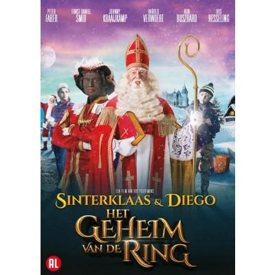 Sinterklaas & Diego Het Geheim Van De Ring DVD