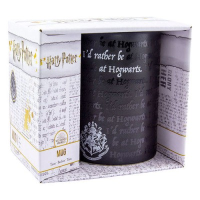 Foto van Harry Potter - I'd Rather Be At Hogwarts Mug MERCHANDISE