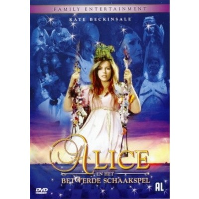 Foto van Alice En Het Betoverde Schaakspel DVD MOVIE