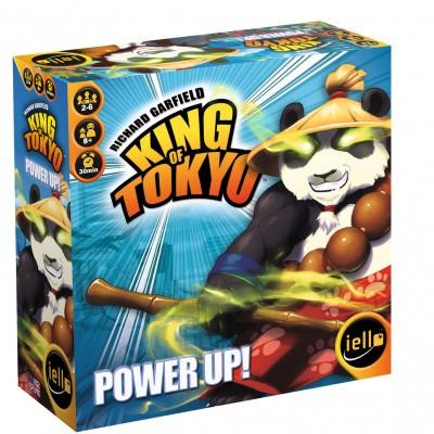 Foto van King Of Tokyo 2016 Edition Power Up! (Expansion) BORDSPELLEN