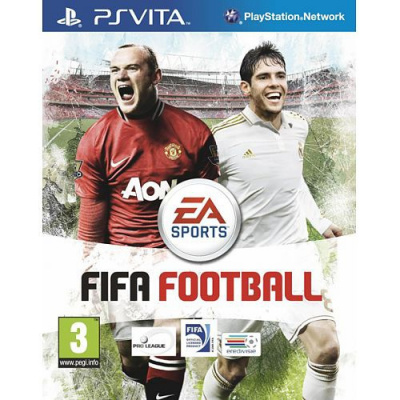 Foto van Fifa Football PSVITA