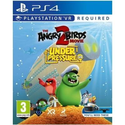 Foto van The Angry Birds Movie 2: Under Pressure VR (PSVR) PS4
