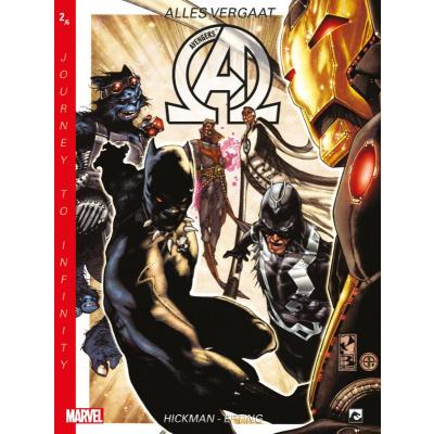 Foto van Marvel Avengers Journey to Infinity 2 (NL-editie) COMICS