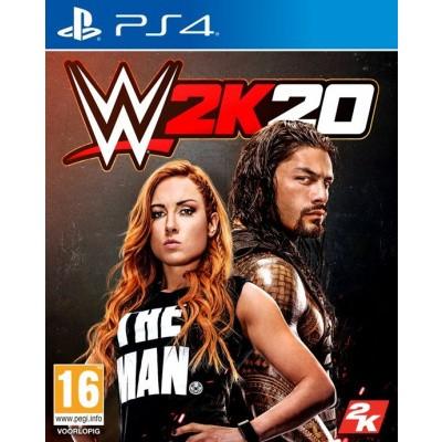 Foto van WWE 2K20 PS4