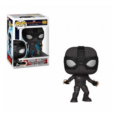 Pop! Mavel: Far From Home - Stealth Suit Spider-Man FUNKO