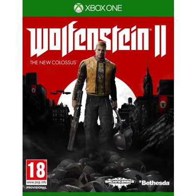 Wolfenstein 2: The New Colossus XBOX ONE