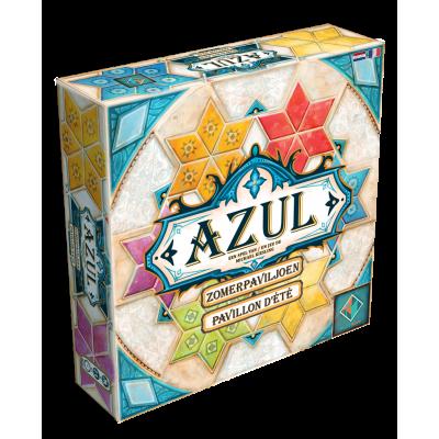 Azul Zomerpaviljoen NL/FR BORDSPELLEN