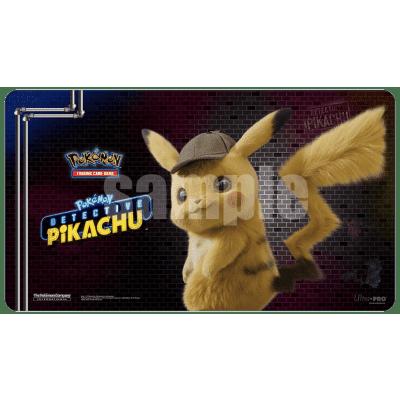 TCG Detective Pikachu Playmat - Detective Pikachu POKEMON