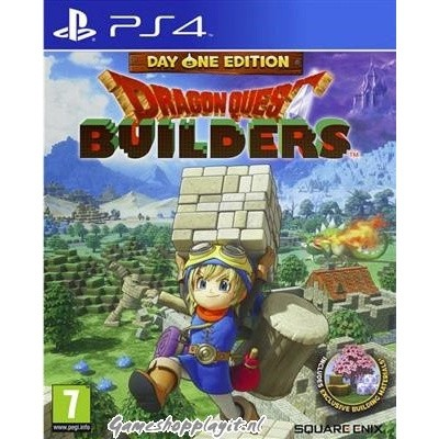 Foto van Dragon Quest Builders Day One Edition PS4