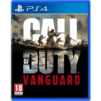 Foto van Call of Duty: Vanguard PS4