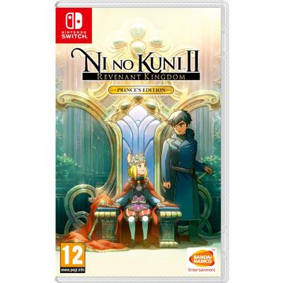 Foto van Ni no Kuni II: Revenant Kingdom - Prince´s Edition SWITCH