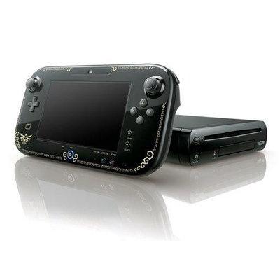 Foto van Wii U Console 32Gb + The Legend of Zelda: Wind Waker HD Pack WII U