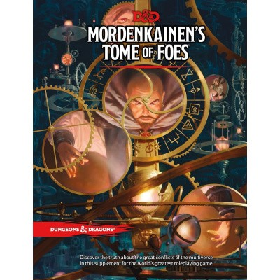Mordenkainen's Tome Of Foes Alt. Art Lim. Ed. DUNGEONS AND DRAGONS
