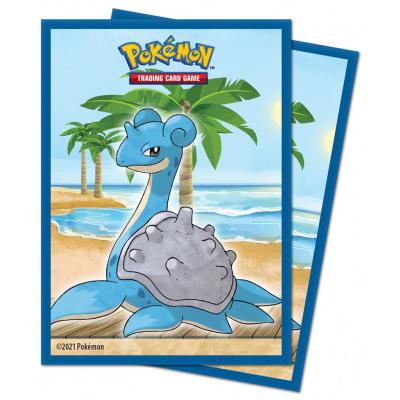 TCG Pokémon Gallery Series Seaside Sleeves POKEMON