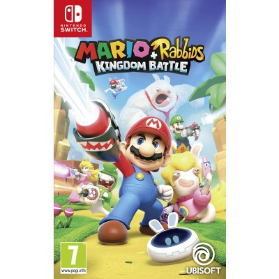 Foto van Mario + Rabbids Kingdom Battle