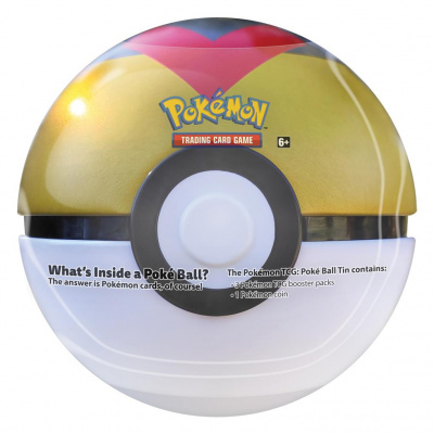 TCG Pokémon Pokéball March Tin - Level Ball POKEMON
