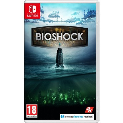 Foto van Bioshock The Collection SWITCH