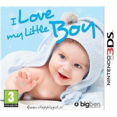 Foto van I Love My Little Boy 3DS
