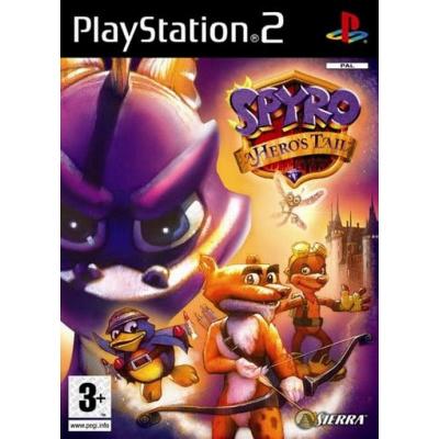 Foto van Spyro A Hero's Tail PS2