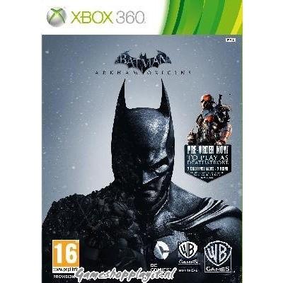Foto van Batman Arkham Origins XBOX 360