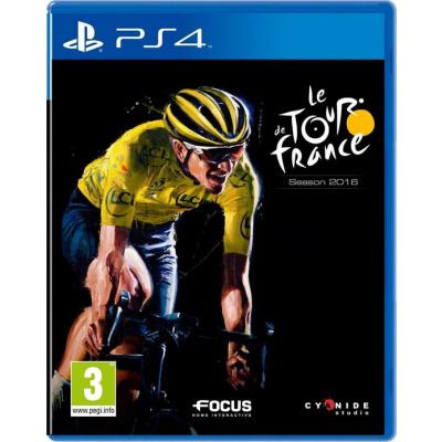 Le Tour De France Season 2016 PS4